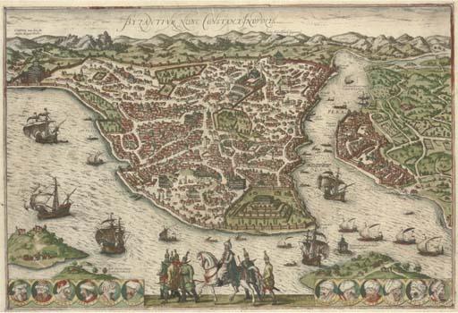 BRAUN, Georg (1541-1622) & Fra