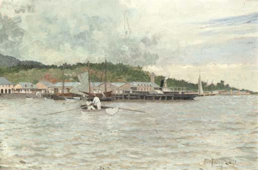 ALEXANDER FINLAY (19TH  20TH C