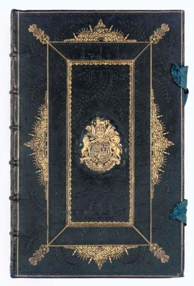 ARMORIAL BINDING -- Book of Co