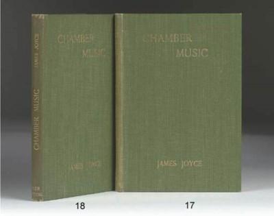 JOYCE, James (1882-1941). Cham