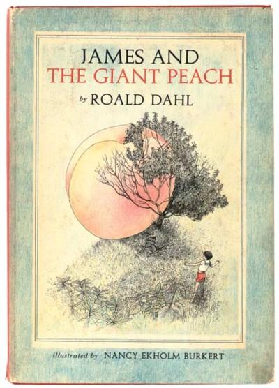 DAHL, Roald.  James and the Gi