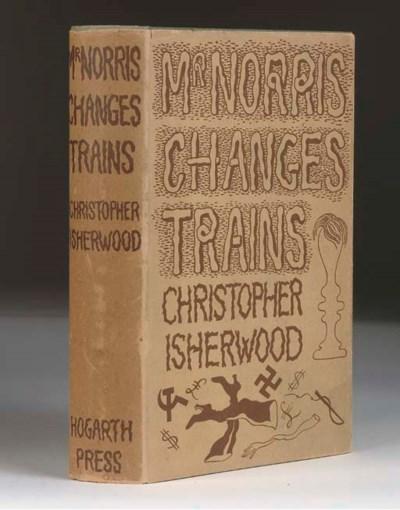ISHERWOOD, Christoper (1904-56