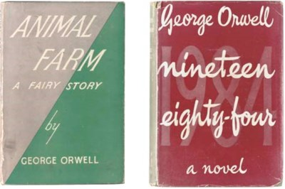 ORWELL, George (1903-50).  Ani