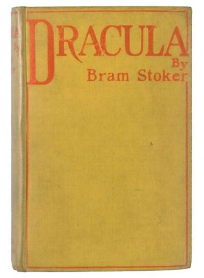STOKER, Bram (1847-1912).  Dra