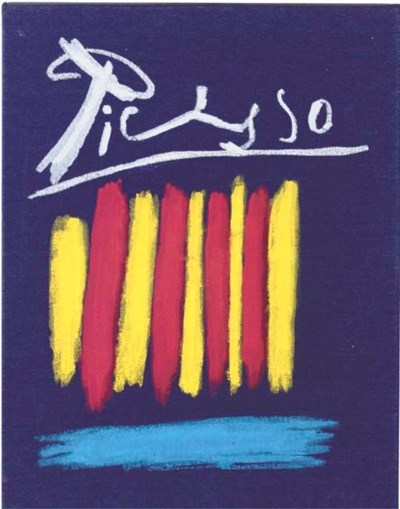 PICASSO, Pablo (1881-1973, ill