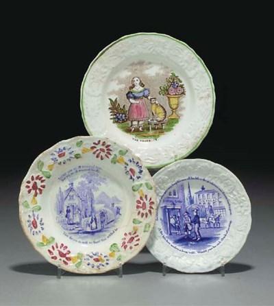 Twenty-two various pottery nur