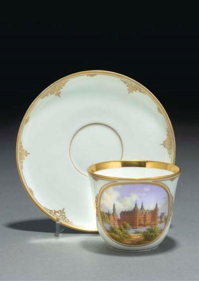 A Copenhagen topographical tea