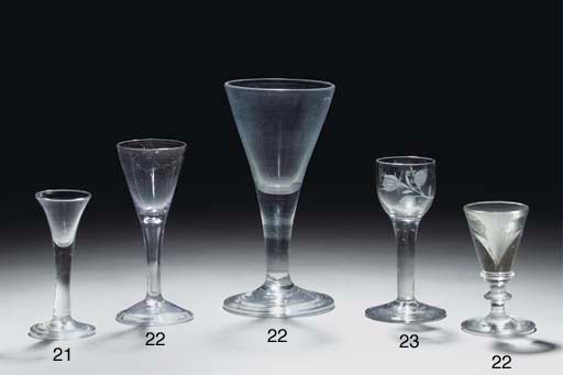 A cordial-glass