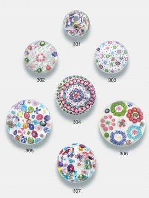 A Clichy patterned milleriori