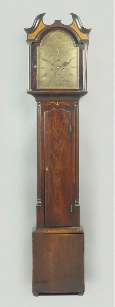 A George III Scottish mahogany