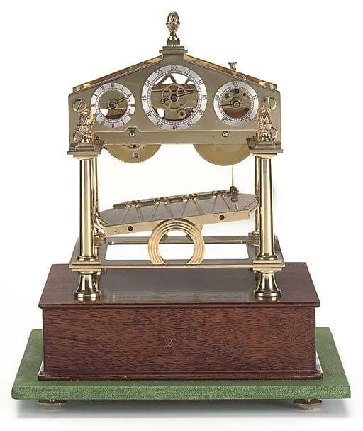 An English small brass Congrev
