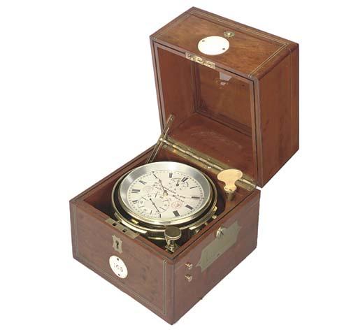 A Swiss mahogany, brass-mounte