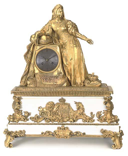 A Louis Philippe ormolu striki
