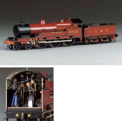 The LMS (ex-LNWR) 'Sir Gilbert