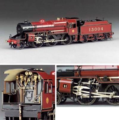 The LMS standard Class 5 2-6-0