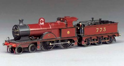 The LMS (ex-MR) Class 3 4-4-0