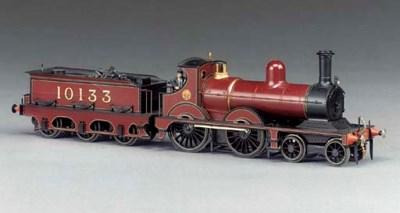 The LMS (ex Furness Railway) 4