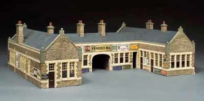 Kendal Terminus Station Buildi