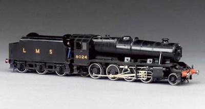 The LMS standard Class 8F 2-8-