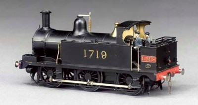 The LMS (ex MR) Class 1 0-6-0