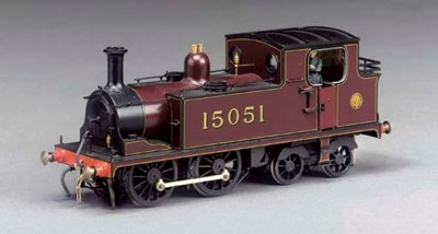 The LMS (ex-Highland Railway)
