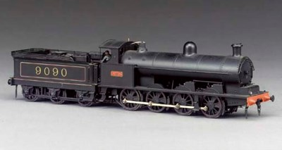 The LMS (ex-LNWR) Class 5 0-8-