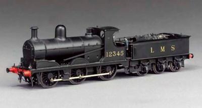 The LMS (ex-LYR) Class 2 0-6-0