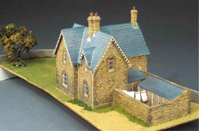 Kendal Station Master's house,