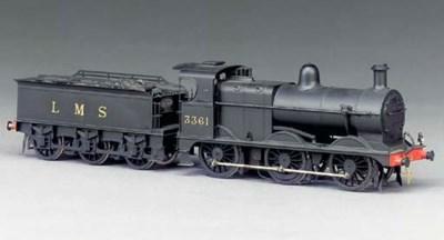 The LMS (ex-MR) Class 3 0-6-0