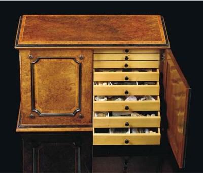 A fine Victorian collector's s