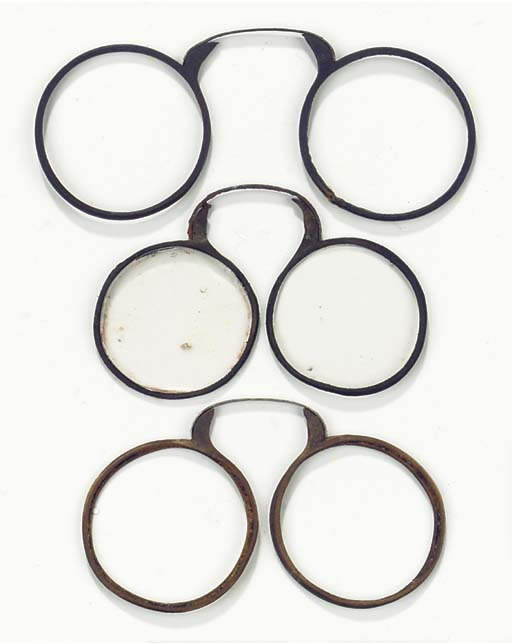 Three pairs of 18th-Century le