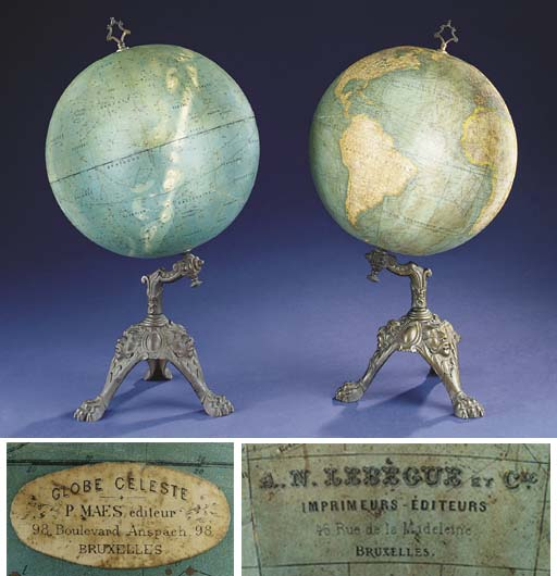 A pair of late 19th-Century Be