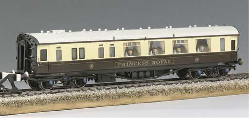 A fine model of the G.W.R. twi