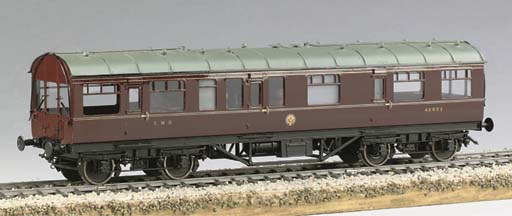 The L.M.S. twin-bogie Director