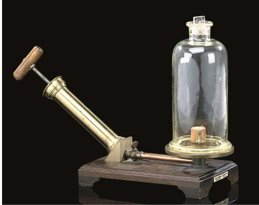 An early 20th-Century vacuum p