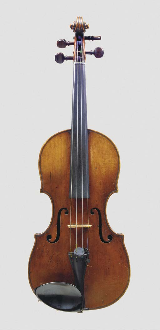 A Violin by John Johnson, Lond