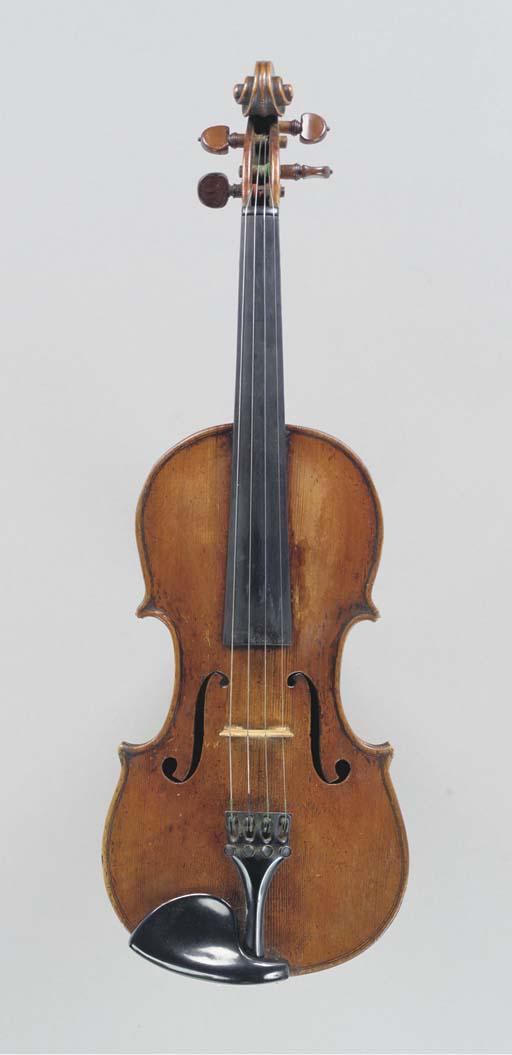 A Composite Italian Violin, ci