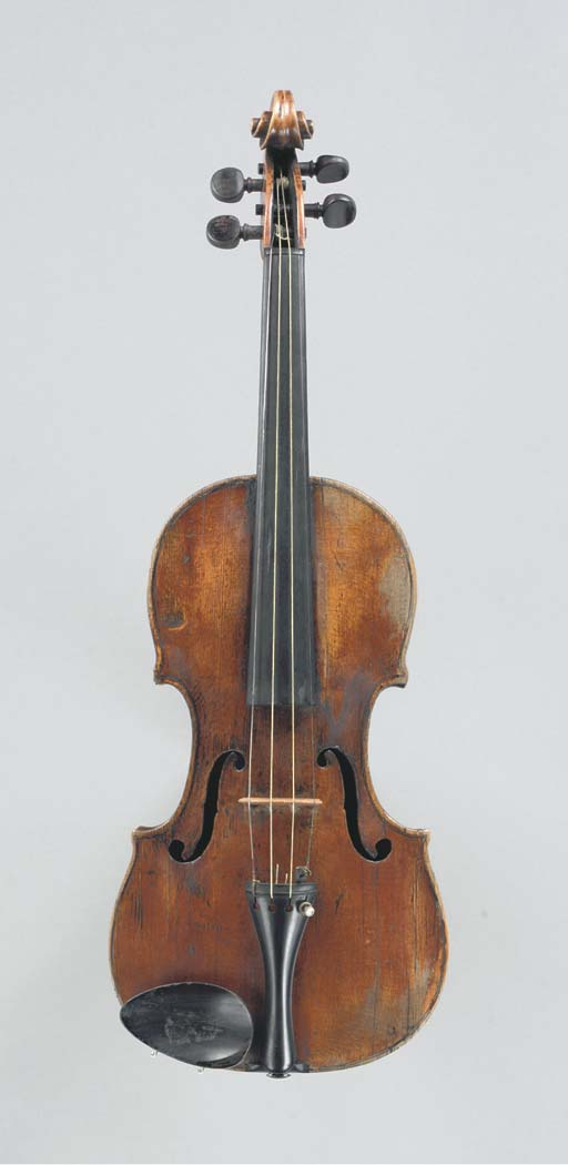 An interesting Violin, circa.