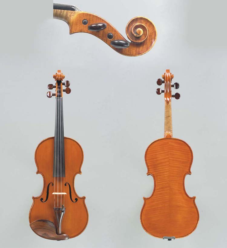 An Italian Violin, School of A