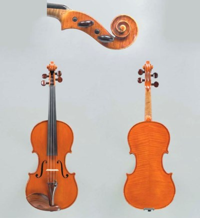 An Italian Violin, School of A