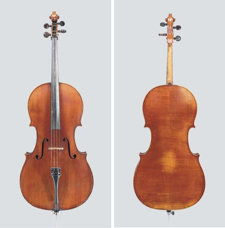 A French Cello