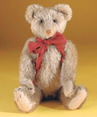A rare Crämer musical teddy be