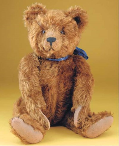 A large and fine Bing teddy be