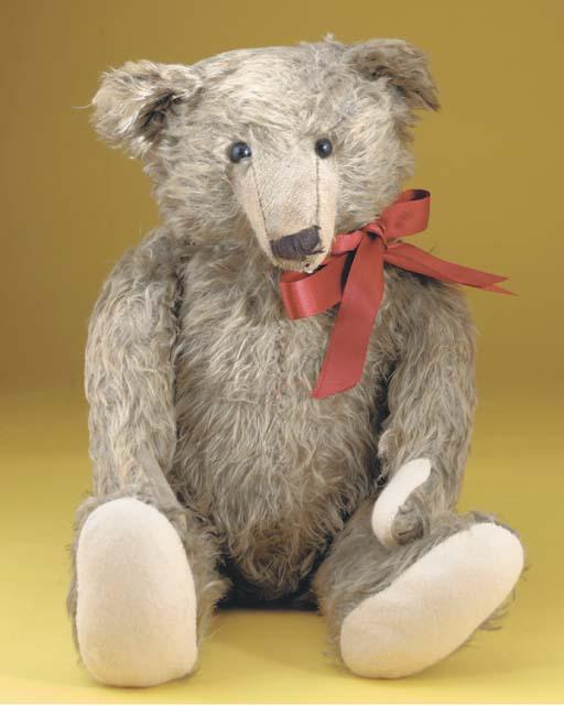 A large Bing teddy bear
