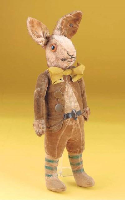 A rare Steiff Jack Rabbit
