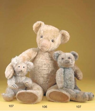 A rare Chiltern teddy bear