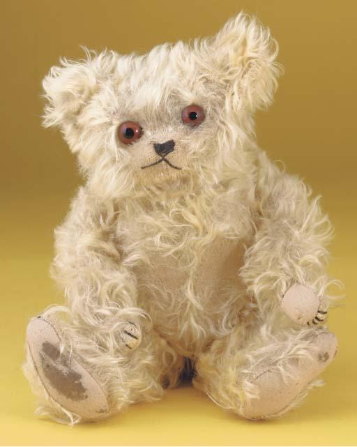 A Moritz Pappe musical teddy b