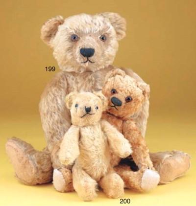 'Ella', a Farnell teddy bear