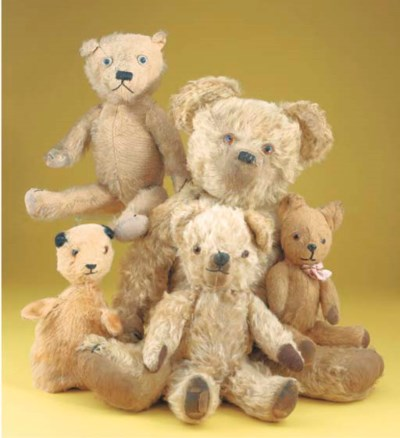 British teddy bears