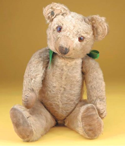 An early Chad Valley teddy bea